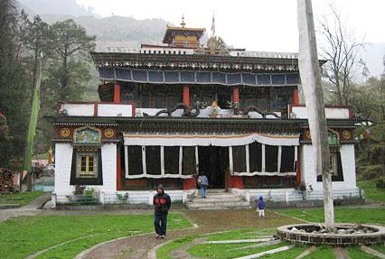 Lachung Monastery