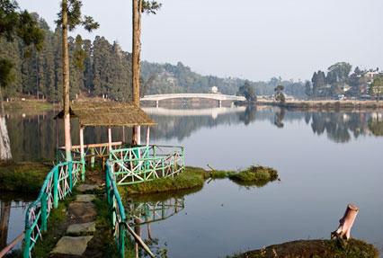 Mirik Lake, Darjeeling