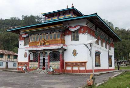 Phodong Monastery, Gangtok