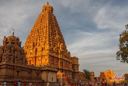 Brihadeeswarar Temple Tamilnadu