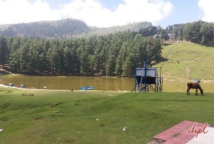 camping In Sanasar