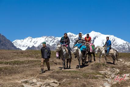 Horse Riding Sanasar