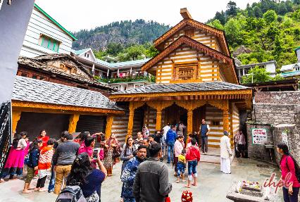 Vashist Temple, Manali