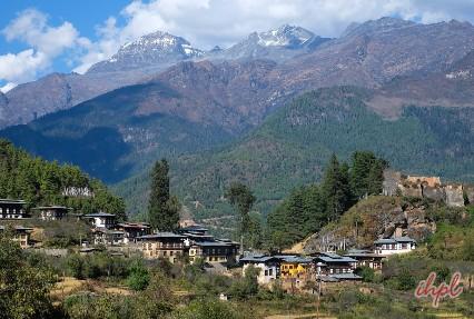 Chonana to Jebkarpo trekking route