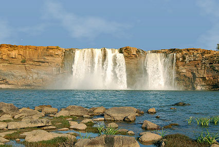 chitrakoot waterfall