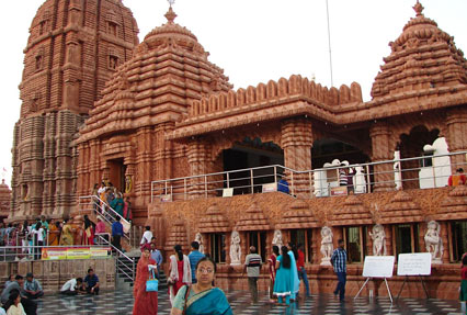 tours to Bhubaneshwar temples