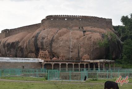 vijayanagar fort thanjavur