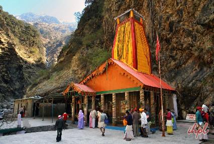 Gangotri Temple in Uttarakhand