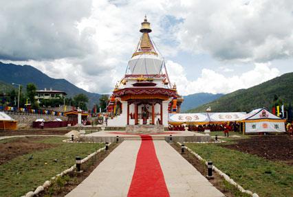 Memorial Chorten, Bhutan