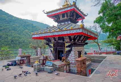 Phewa Lake Lake in Nepal