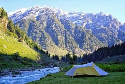 Aru Valley Pahalgam