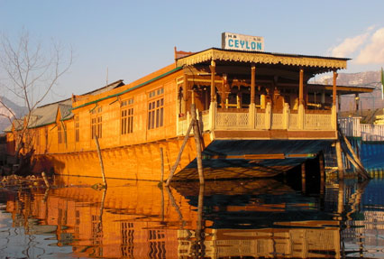 Houseboat Tour in Kashmir