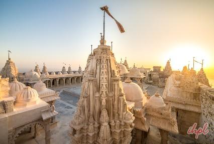 Jain Temple, Palitana, Gujarat