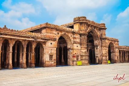 Jama Masjid, ahamadabad