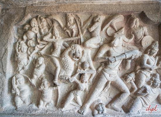 Mahishasurmardini Caves, Mahabalipuram