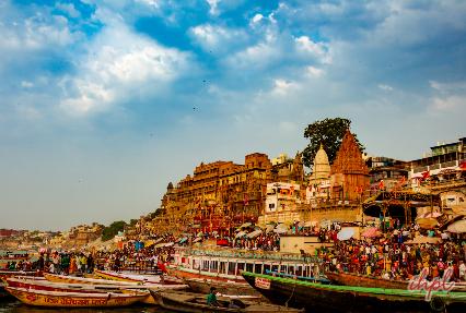 Khajuraho & Varanasi