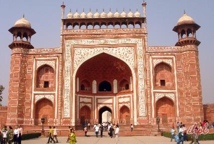 Akbar Tomb, Agra