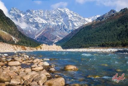 Naga Waterfalls, Sikkim