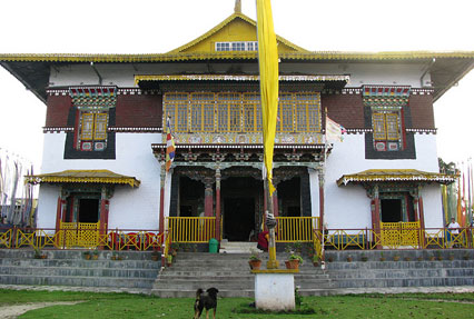 Pemanyangste Monastery, Gangtok