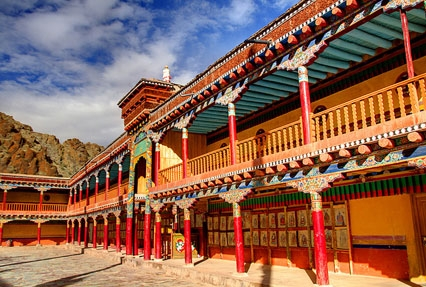 Hemis Monastery, Leh