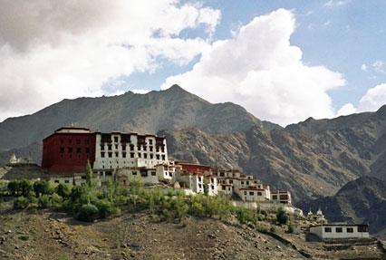 Phyang Monastery, Phyang