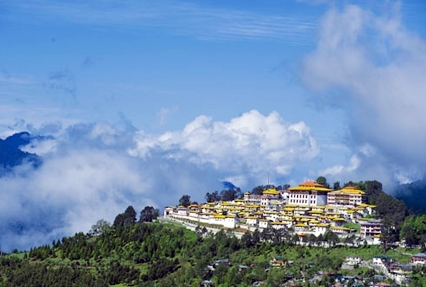 Tawang district in Arunachal Pradesh