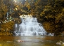 waterfall in Assam
