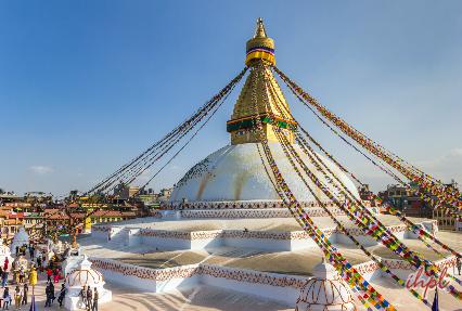 baudhanath stupa Nepal