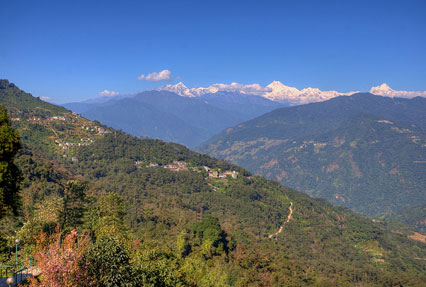 Tashi View Point, Sikkim