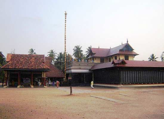 Sreevallabha Temple, Kerala