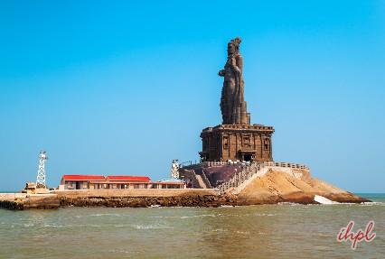 vivekananda rock, India
