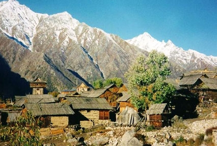 Chitkul Village, Sangla
