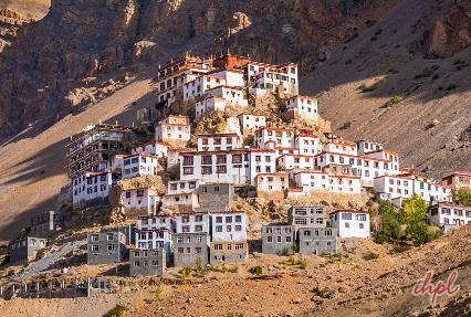 Kiey Monastery, Kibber