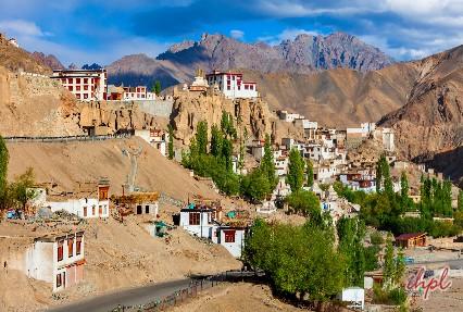 Lamayuru, Monastery