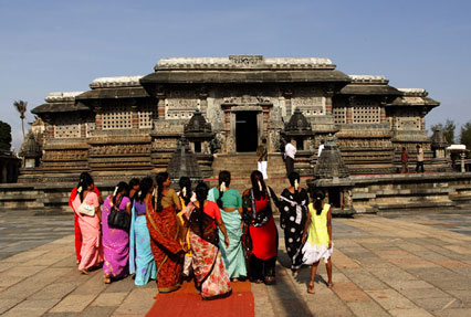 Belur and Halebid Temple