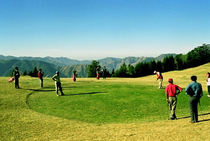 Naldehra Golf Club, Shimla