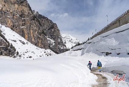 Trekking, Dortzon