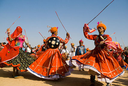 culture food festival dress of rajasthan