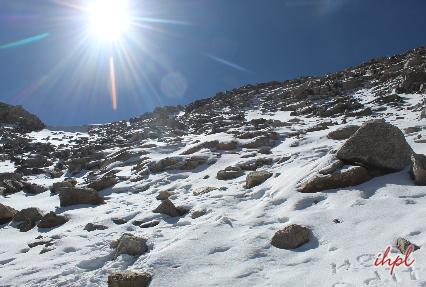 Khardungla Pass, Leh