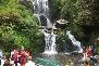 waterfall in gangtok