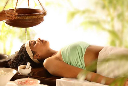 Ayurvedic treatment in South India