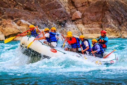 brahmaputra rafting