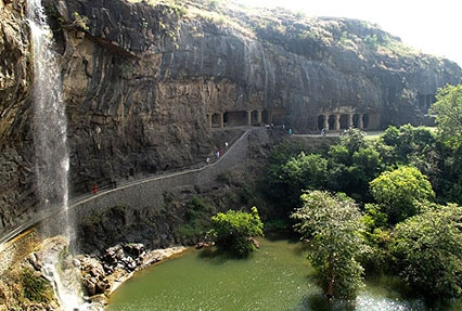 Ellora Caves Tourist attraction in Verul