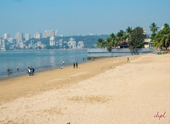 juhu beach mumbai india
