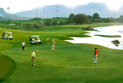 Golf Course, Chandigarh