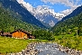 Grindelwald, a picturesque village