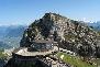 Pilatus Mountain in Switzerland