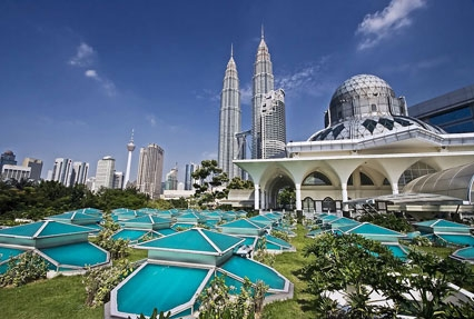 most beautiful place in malaysia