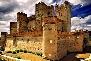 Castle of La Mota Spain