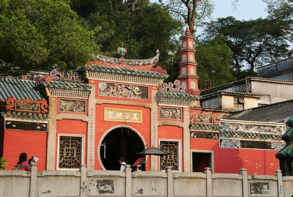 temple of a ma macau